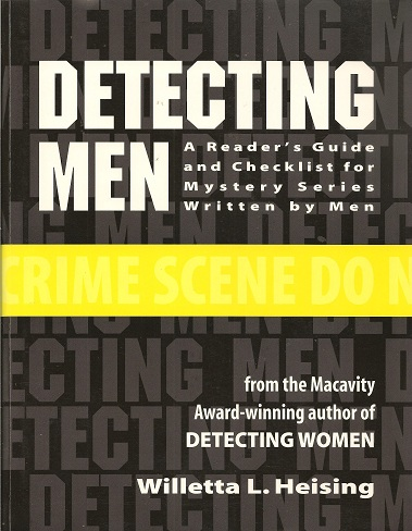 Image for Detecting Men:  A Reader's Guide and Checklist for Mystery Series Written by Men