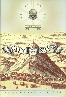 Image for City of Silver:  A Mystery