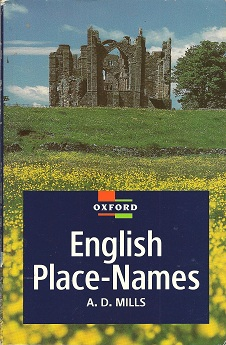 Image for A Dictionary of English Place-names