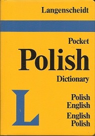 Image for Langenscheidt's Pocket Polish Dictionary English- Polish Polish-English