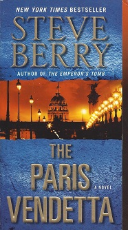 Image for The Paris Vendetta:  A Novel