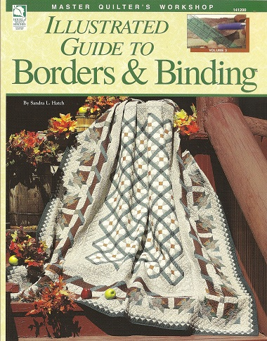 Image for Illustrated Guide to Quilting Borders & Bindings