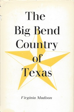 Image for The Big Bend Country of Texas