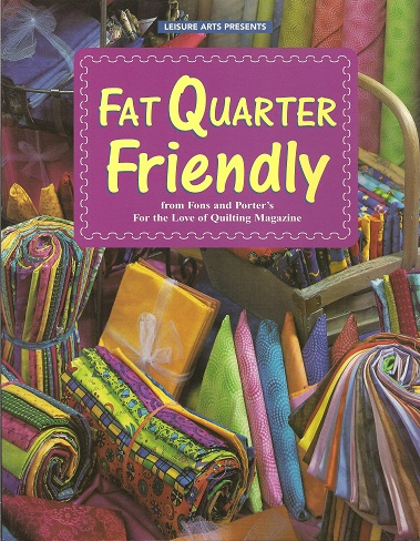 Image for Fat Quarter Friendly