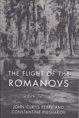 Image for The Flight of the Romanovs: A Family Saga