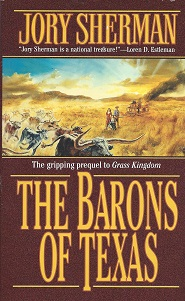 Image for The Barons of Texas