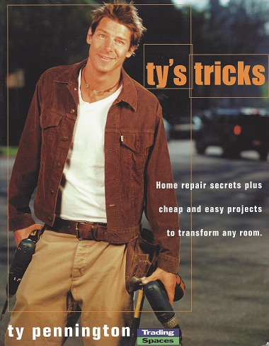 Image for Ty's Tricks: Home Repair Secrets Plus Cheap and Easy Projects to Transform Any Room