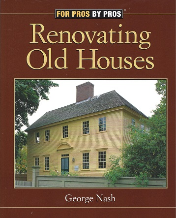 Image for Renovating Old Houses