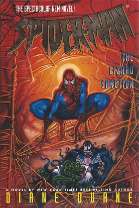 Image for Spider-man:  The Lizard Sanction