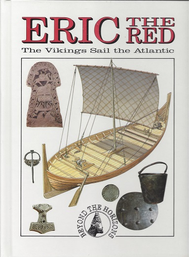 Image for Eric the Red:  The Vikings Sail the Atlantic