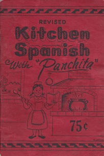 Image for Revised Kitchen Spanish with Panchita: A Handbook for Housewives
