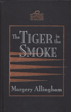 Image for The Tiger in the Smoke