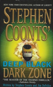 Image for Stephen Coonts' Deep Black:  Dark Zone