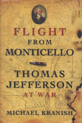 Image for Flight from Monticello:  Thomas Jefferson at War