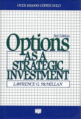 Image for Options as a Strategic Investment
