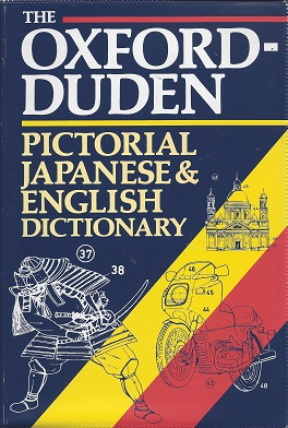 Image for The Oxford-Duden Pictorial Japanese & English Dictionary