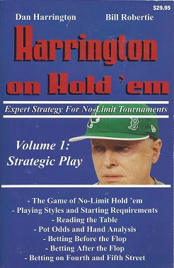 Image for Harrington on Hold 'em:  Expert Strategy for No Limit Tournaments