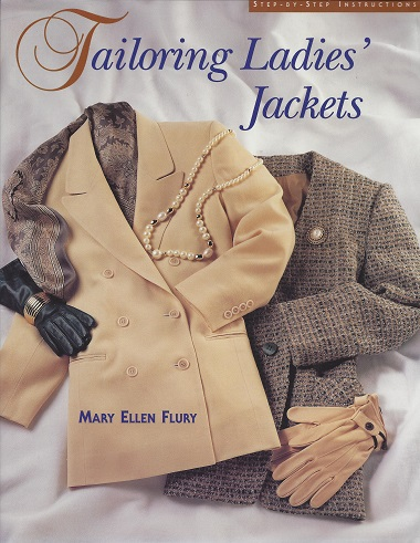 Image for Tailoring Ladies Jackets: Step by Step Instructions