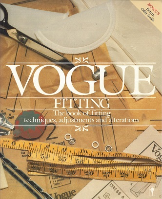 Image for Vogue Fitting:  The Book of Fitting Techniques, Adjustments, and Alterations