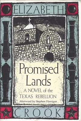 Image for Promised Lands:  A Novel of the Texas Rebellion