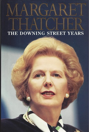Image for The Downing Street years