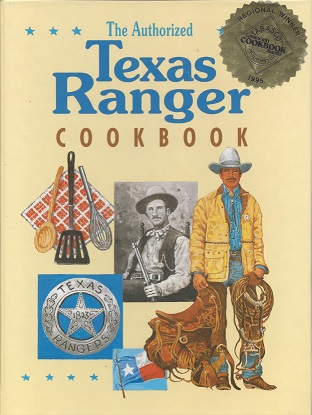 Image for The Authorized Texas Rangers Cookbook