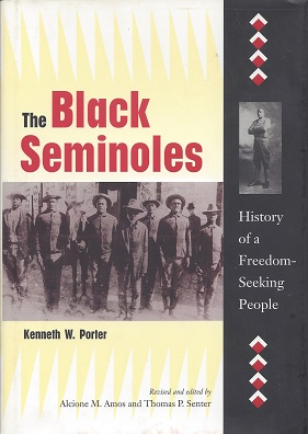 Image for The Black Seminoles:  History of a Freedom-Seeking People