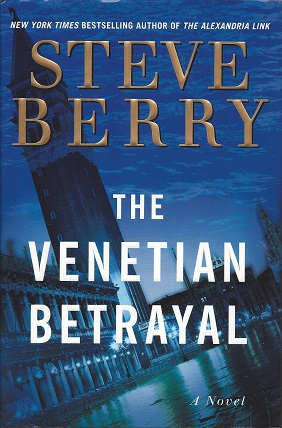 Image for The Venetian Betrayal:  A Novel