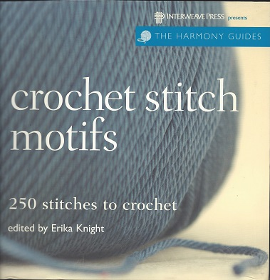 Image for Crochet Stitch Motifs:  250 Stitches to Crochet
