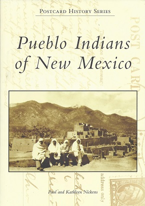 Image for Pueblo Indians of New Mexico