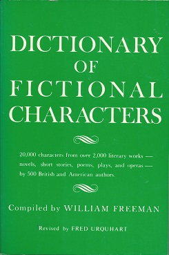 Image for Dictionary of Fictional Characters