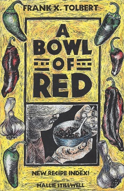 Image for A Bowl of Red