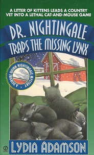 Image for Dr. Nightingale Traps the Missing Lynx