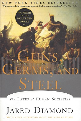 Image for Guns, Germs, and Steel:  The Fates of Human Societies
