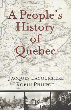 Image for A People's History of Quebec