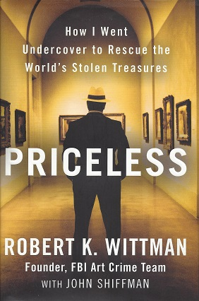 Image for Priceless:  How I Went Undercover to Rescue the World's Stolen Treasures