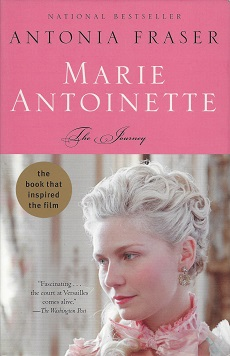 Image for Marie Antoinette:  The Journey