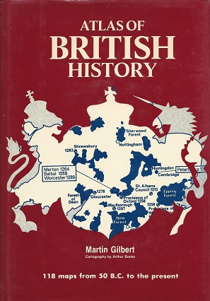 Image for Atlas of British History