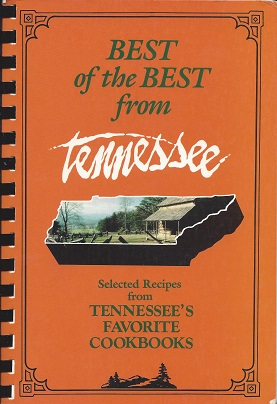 Image for Best of the Best from Tennessee:  Selected Recipes from Tennessee's Favorite Cookbooks