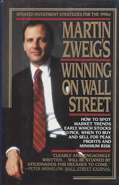Image for Martin Zweig's Winning on Wall Street