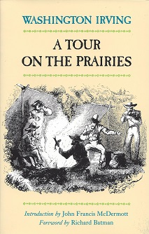Image for A Tour on the Prairies