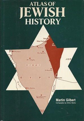 Image for Atlas of Jewish History