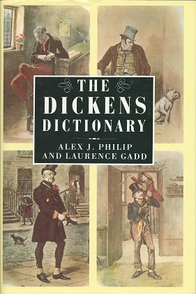 Image for A Dickens Dictionary