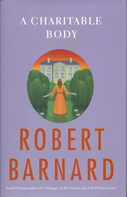 Image for A Charitable Body:  A Novel of Suspense