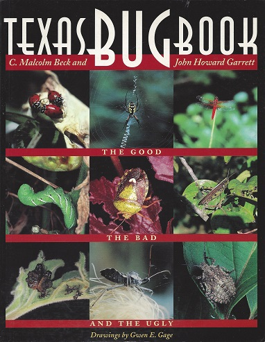 Image for Texas Bug Book:  The Good, the Bad and the Ugly