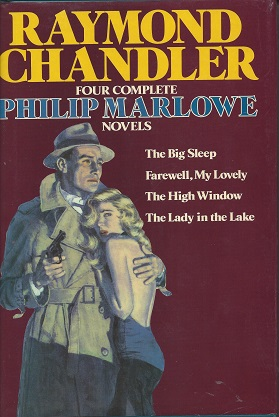 Image for Four Complete Philip Marlowe Novels: The Big Sleep; Farewell, My Lovely; The High Window; and The Lady in the Lake