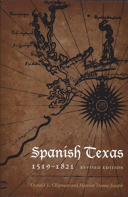 Image for Spanish Texas, 1519-1821