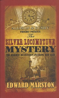 Image for The Silver Locomotive Mystery