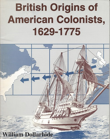 Image for British Origins of American Colonists, 1629-1775