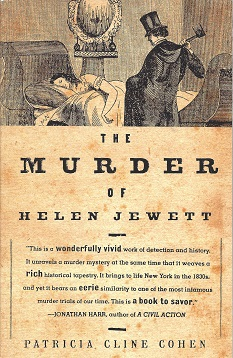 Image for The Murder of Helen Jewett:  The Life and Death of a Prostitute in Nineteenth-century New York